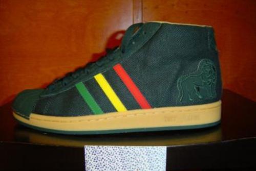 AdidasVsTuffGong