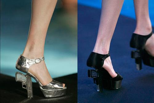 ChanelGunShoes