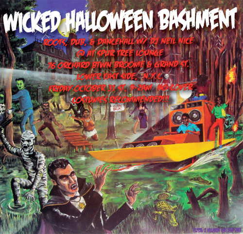 WickedHalloweenBashment